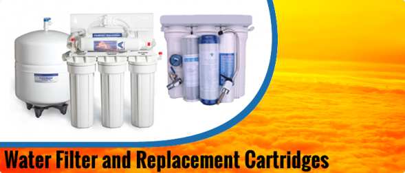 Water Filters and Replacement cartidge